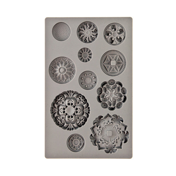 Silicone Decor Mold