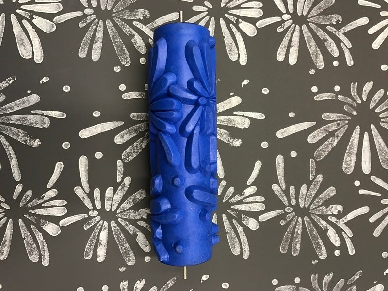 Decorative Art Stamping  Roller