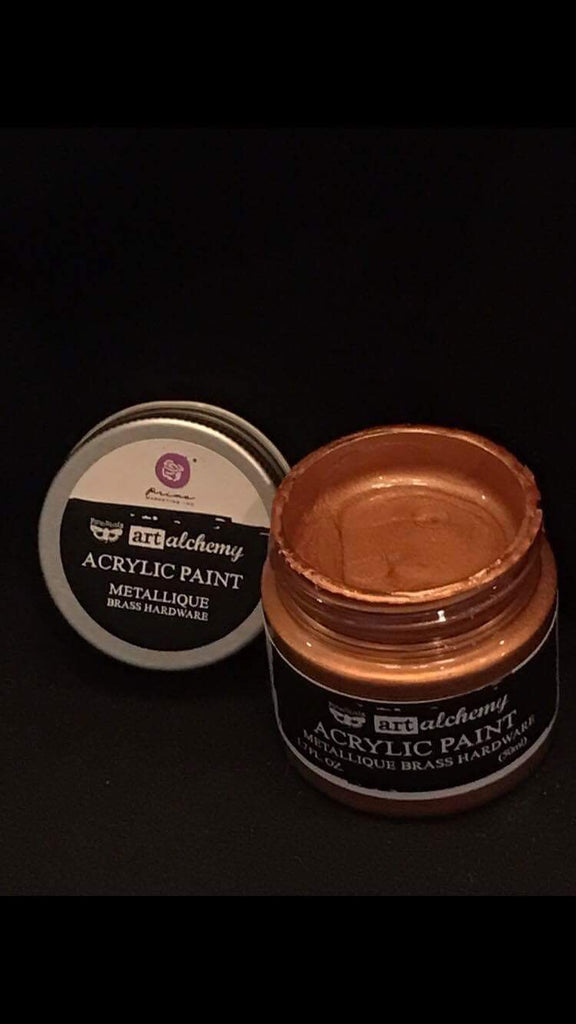 Art Alchemy Acrylic Paint Metallique