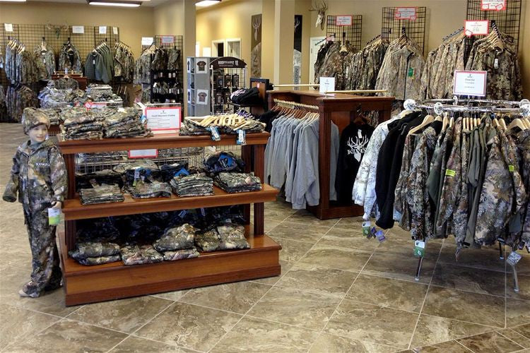 Why do Hunters Wear the Wrong Camouflage?