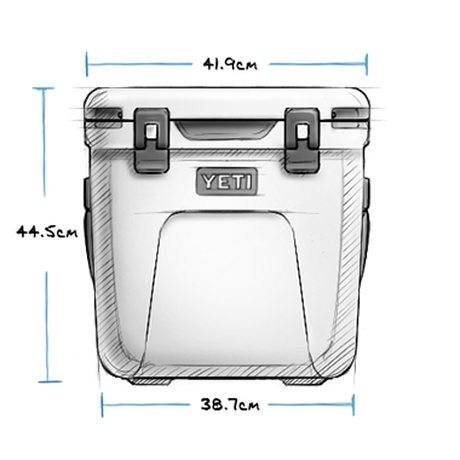 Roadie 24 Hard Cooler Exterior