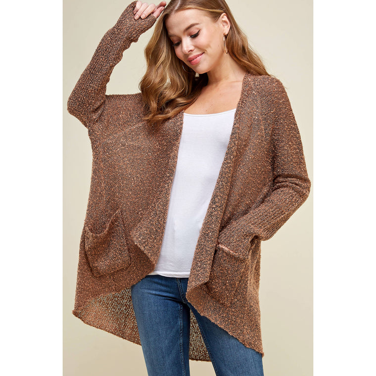 Latte Love Cardigan