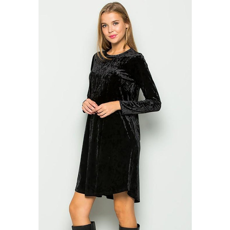 The Velvet Dress - Studio To Street Boutique