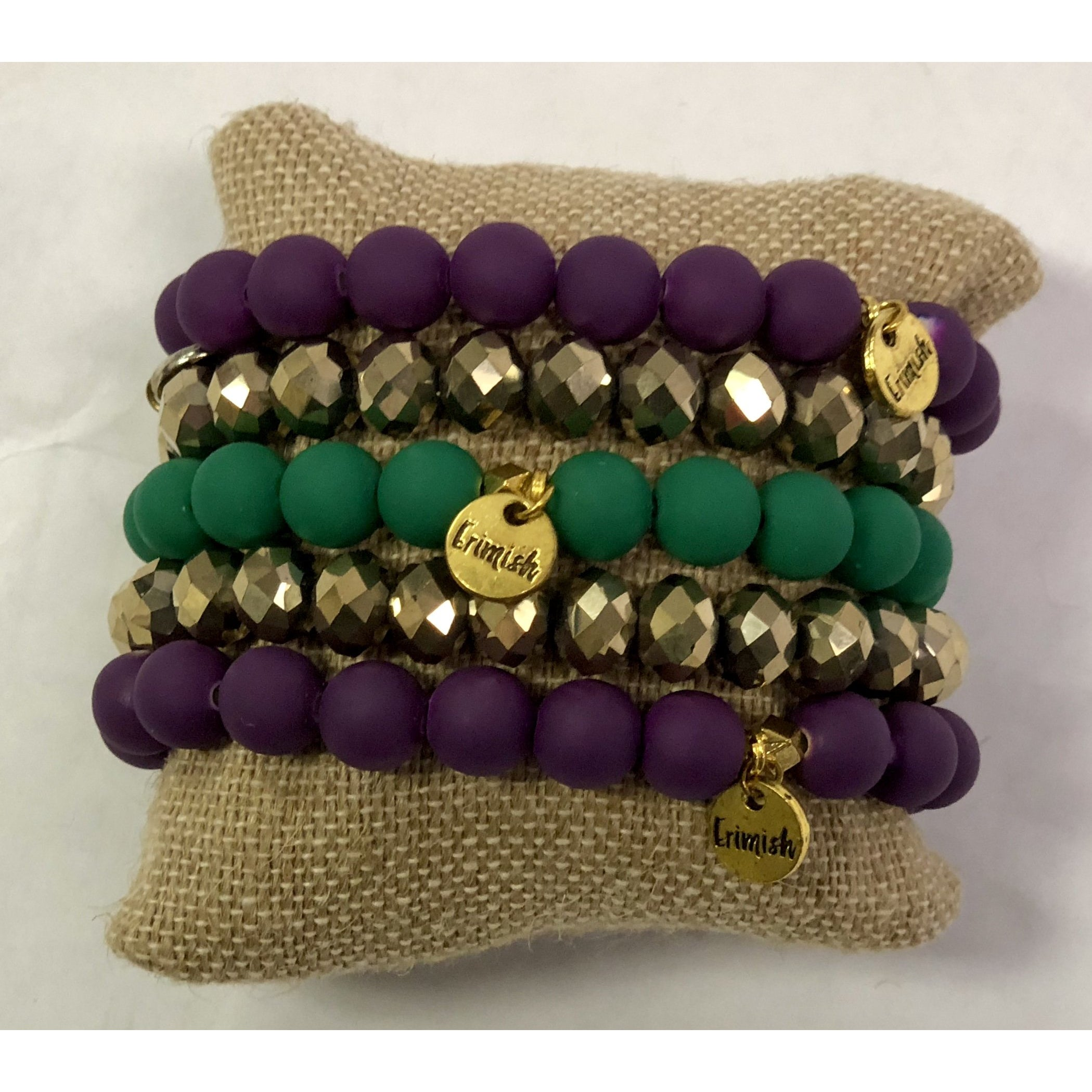 Mardi Gras Stack - Studio To Street Boutique