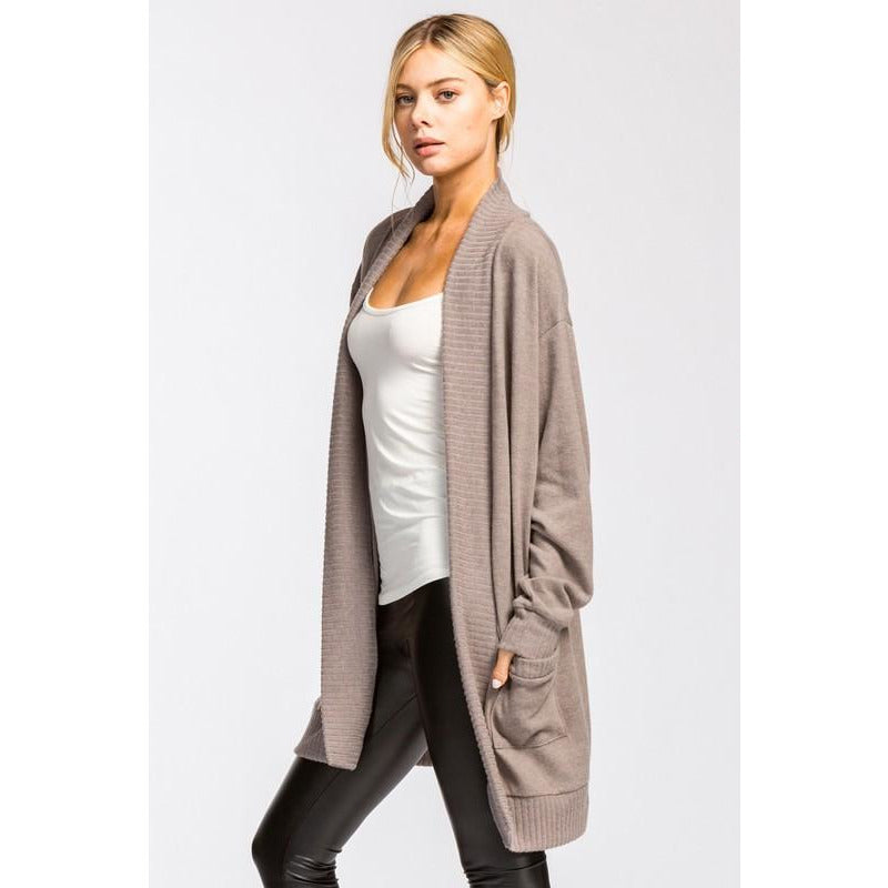 The Cozy Cardi - Studio To Street Boutique