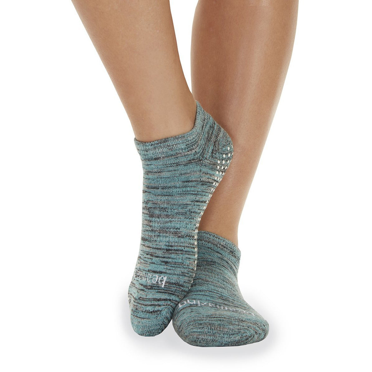 Be Amazing Ice Marbled StickyBe Grip Socks - Studio To Street Boutique