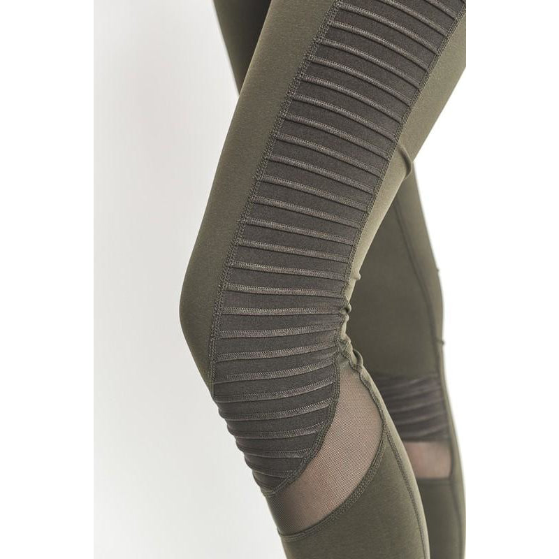 Knit Moto Legging - Studio To Street Boutique
