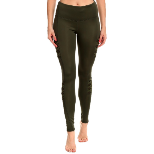 The Vineyard Legging - Studio To Street Boutique