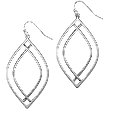 Double Pointed Earrings