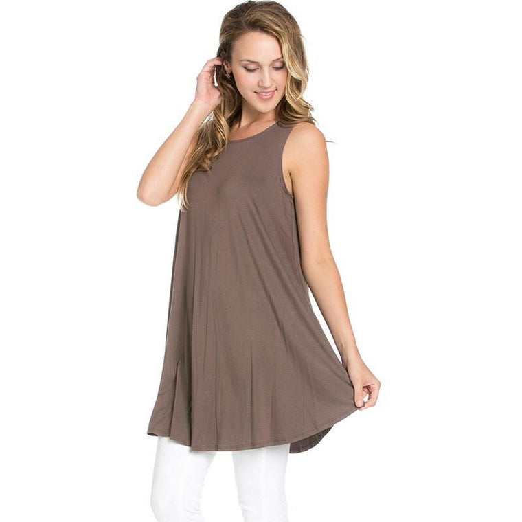 Avelind Sleeveless Tunic