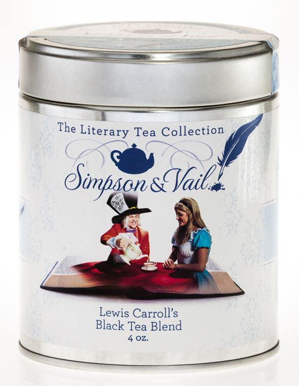 Lewis Carroll's Black Tea Blend