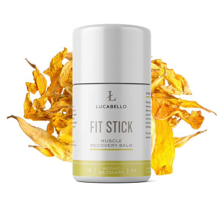 Fit Stick Recovery Balm - Vegan Friendly