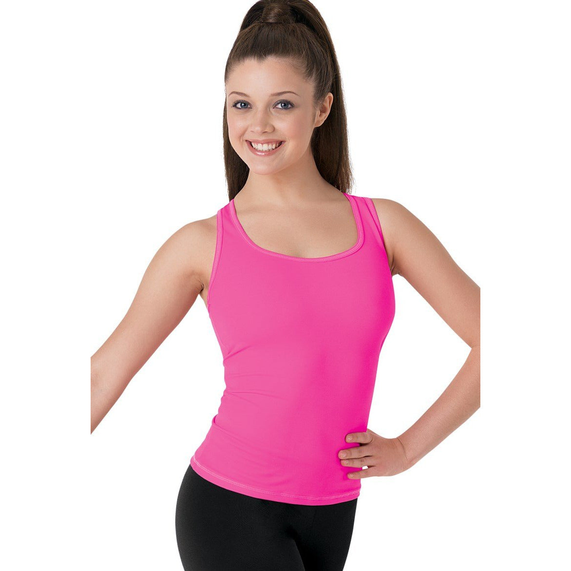 Dance Sparkle Tank - Studio To Street Boutique