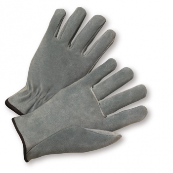 Standard Split Cowhide Driver Gloves