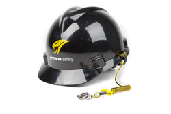 Hard Hat Coil Tether (10 or 100 pack)