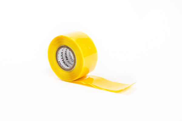"Quick Wrap Heavy Duty 1"" Wide - Yellow (1, 10 or 240 pack)"