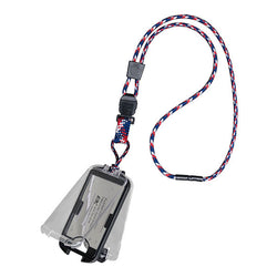 EK USA® FIPS 201 Guardian Card Holder w/ Detachable Lanyard