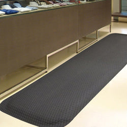"Hog Heaven Ergonomic Mat 7/8"" Thickness with Black Border"