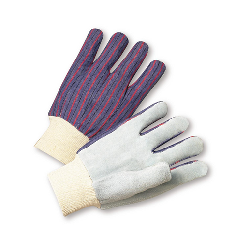 Standard Split Cowhide Leather Palm Gloves