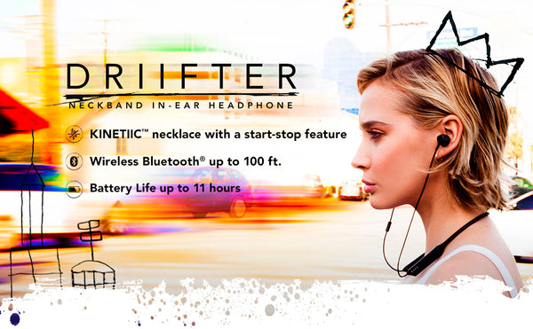 "FIIL INTRODUCES ""DRIIFTER"": A HIGH-PERFOMANCE $99 WIRELESS IN-EAR HEADPHONE"