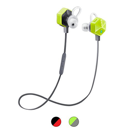 FIIL Carat in The Ear Active Sport Earphones Headphones- Neon Green