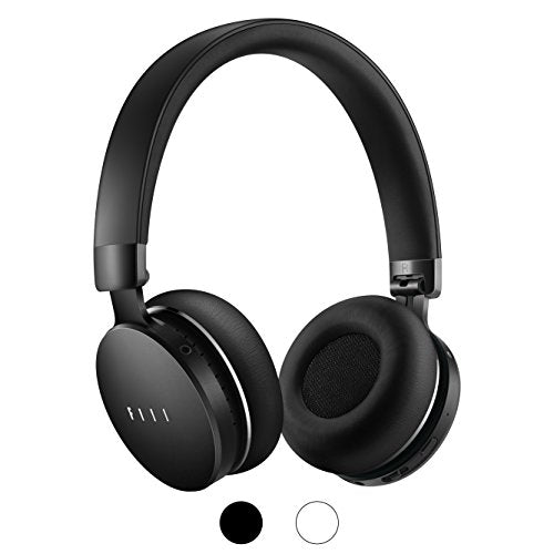 FIIL CANVIIS Noise Cancelling Wireless On-Ear Headphones- Black