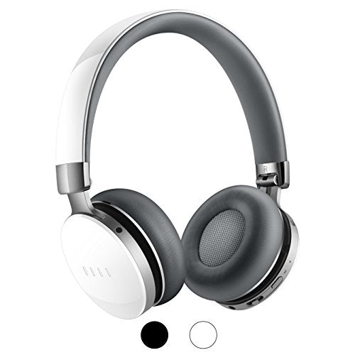 FIIL CANVIIS Noise Cancelling Wireless On-Ear Headphones- White