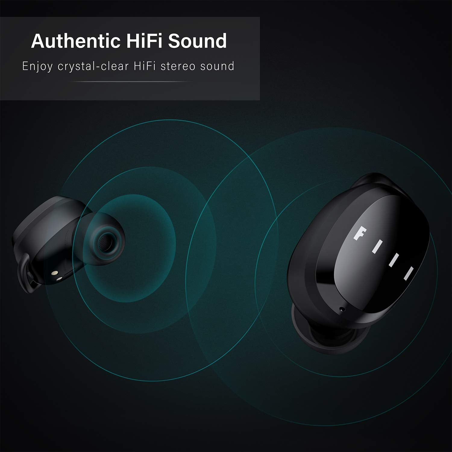 True Wireless Earbuds FIIL T1