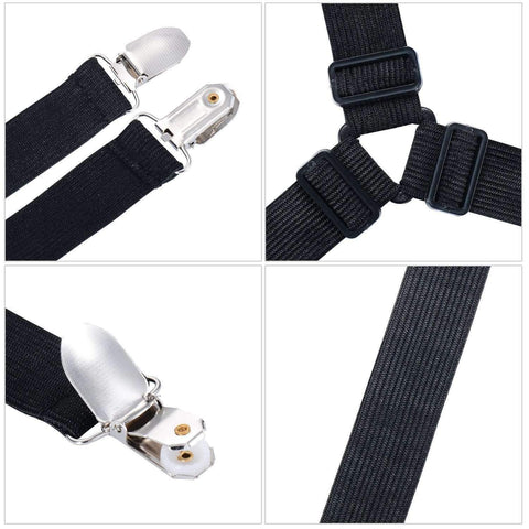 Image of Adjustable Bed Sheet Grippers (4PCS) - trendyholo.com