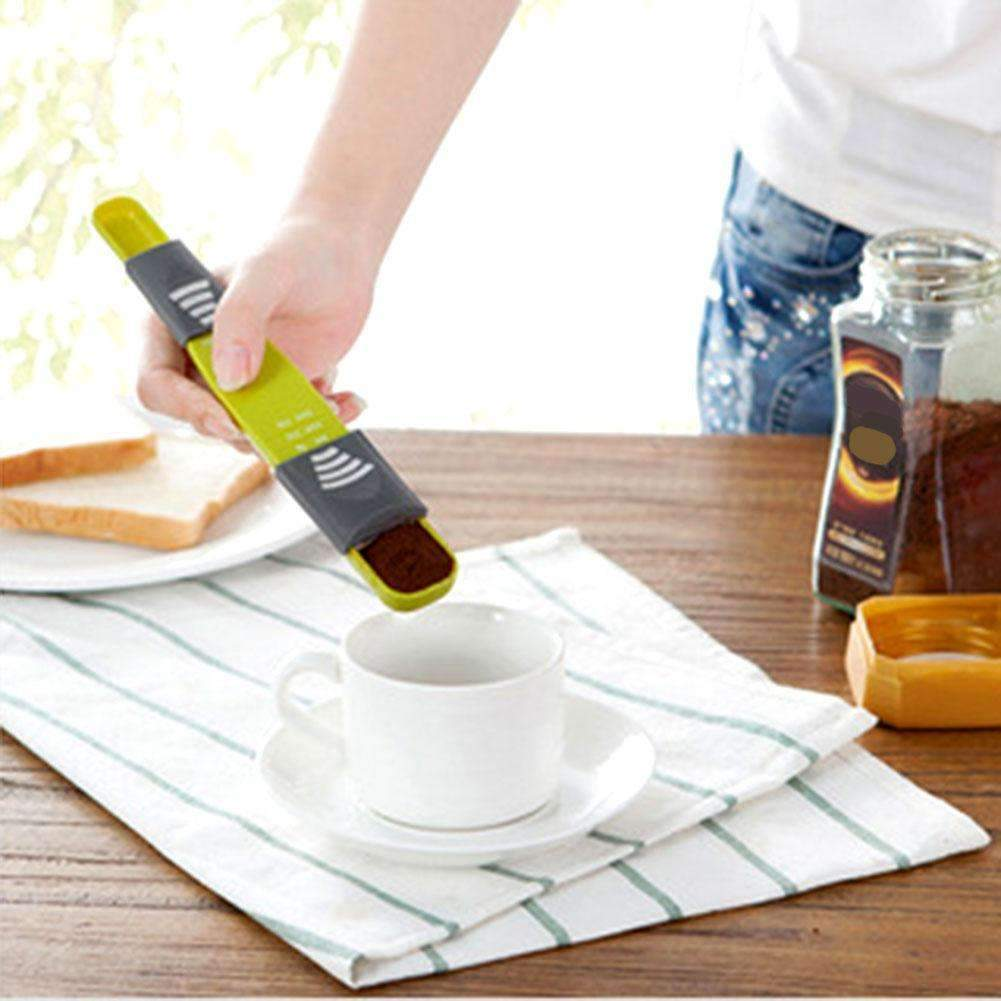 Adjustable Sugar Salt Measuring Spoon - trendyholo.com