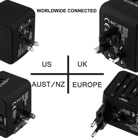 All-In-One Universal Adapter - trendyholo.com
