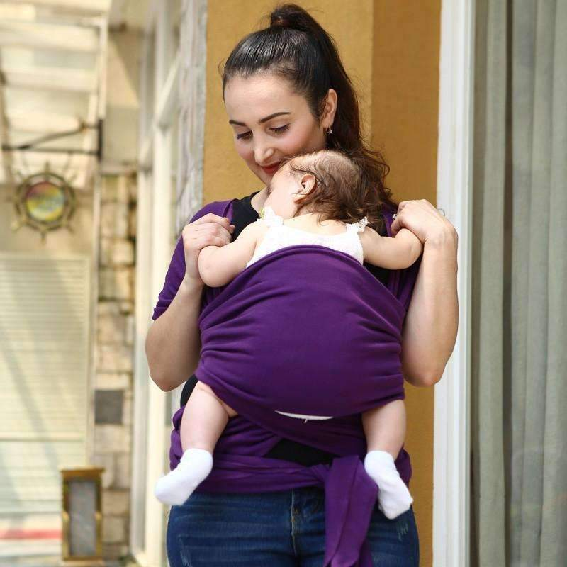 Back-To-The-Womb™ - The Ultimate Baby Carrier - trendyholo.com