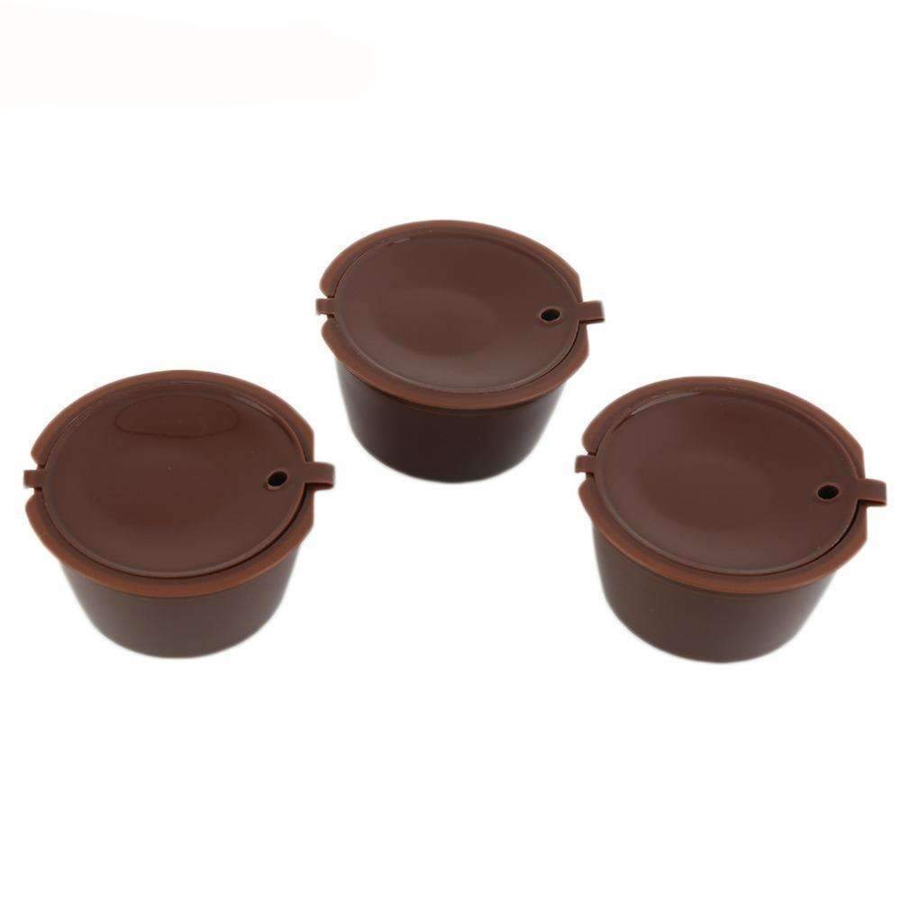 Reusable Compatible Rechargeable Plastic Coffee Filter Baskets - trendyholo.com