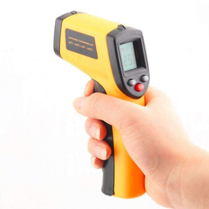 GM320 Non Contact Laser LCD Display Digital IR Infrared Thermometer Temperature Meter Gun -50℃ to 330℃ - trendyholo.com