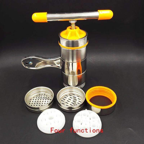 Image of Stainless Steel Manual Noodle Press Machine - trendyholo.com