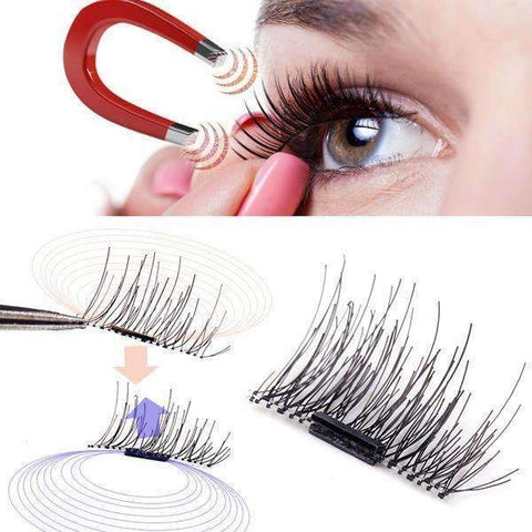 Image of Magnetic Eyelashes - trendyholo.com
