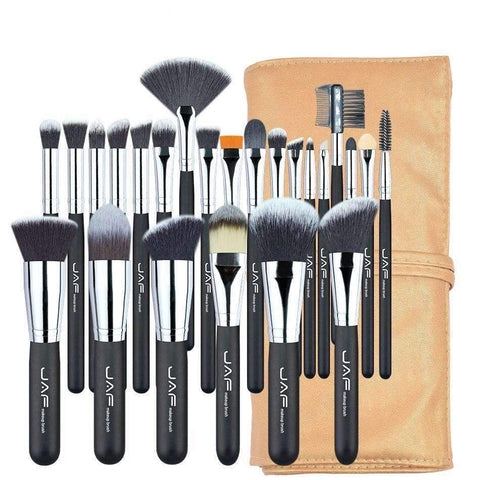Image of Pro Signature Natural Brush Set 24 Pieces - trendyholo.com