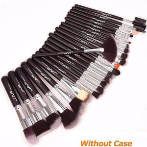 Pro Signature Natural Brush Set 24 Pieces
