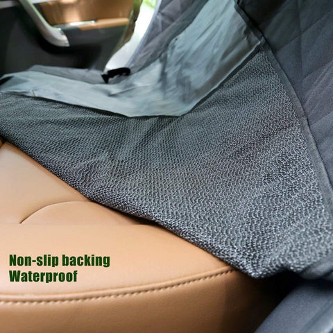 Luxury WaterProof Pet Seat Cover for Cars - trendyholo.com