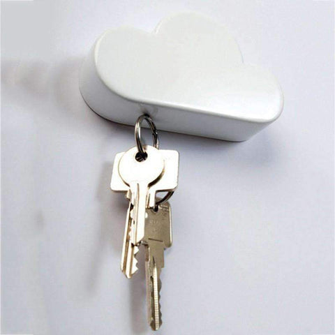 Image of MAGNETIC CLOUD KEYHOLDER - trendyholo.com