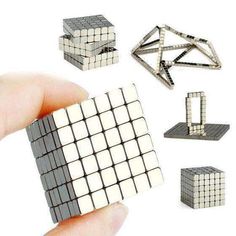 Image of Rare Magnetic Cube (216 pieces) - trendyholo.com