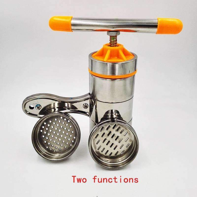 Stainless Steel Manual Noodle Press Machine - trendyholo.com