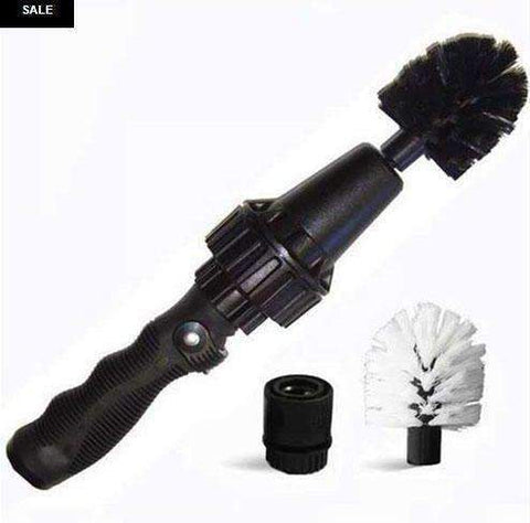 Water-Powered Wheel Brush - trendyholo.com