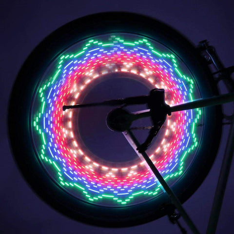 Image of Waterproof LED Wheel Light - trendyholo.com