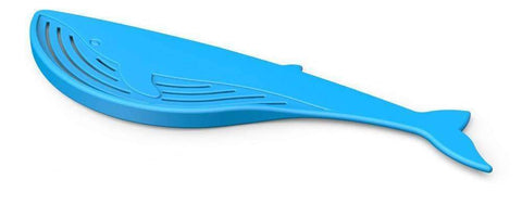 Image of Whale Shaped Plastic Pot Straine - trendyholo.com