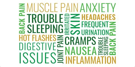 Hemp oil plus may help with these symptoms