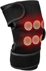 Image of UTK Far Infrared Heating Pad for Knee Pain Relief