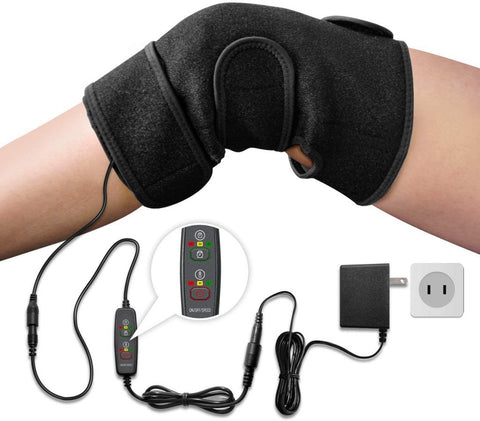 UTK Far Infrared Heating Pad for Knee Pain Relief