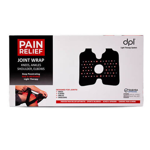 dpl® Joint Wrap—Pain Relief Light Therapy