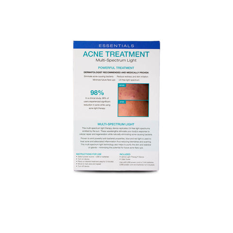 reVive Light Therapy® Essentials—Acne Treatment